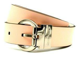 Calvin Klein Womens Reversible Leather Belt L NWT